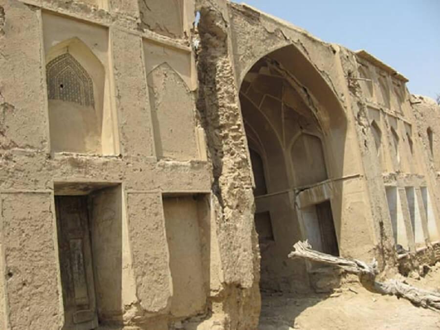 emarat chahar sofhe 2 - عمارت چهار صفه حسین آباد جرقویه