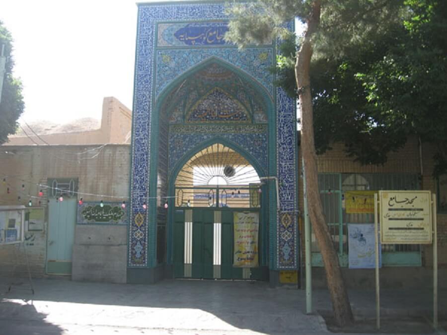masjed jame kohpayeh 2 - مسجد جامع کوهپایه