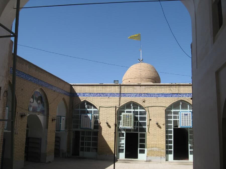 مسجد جامع کوهپایه