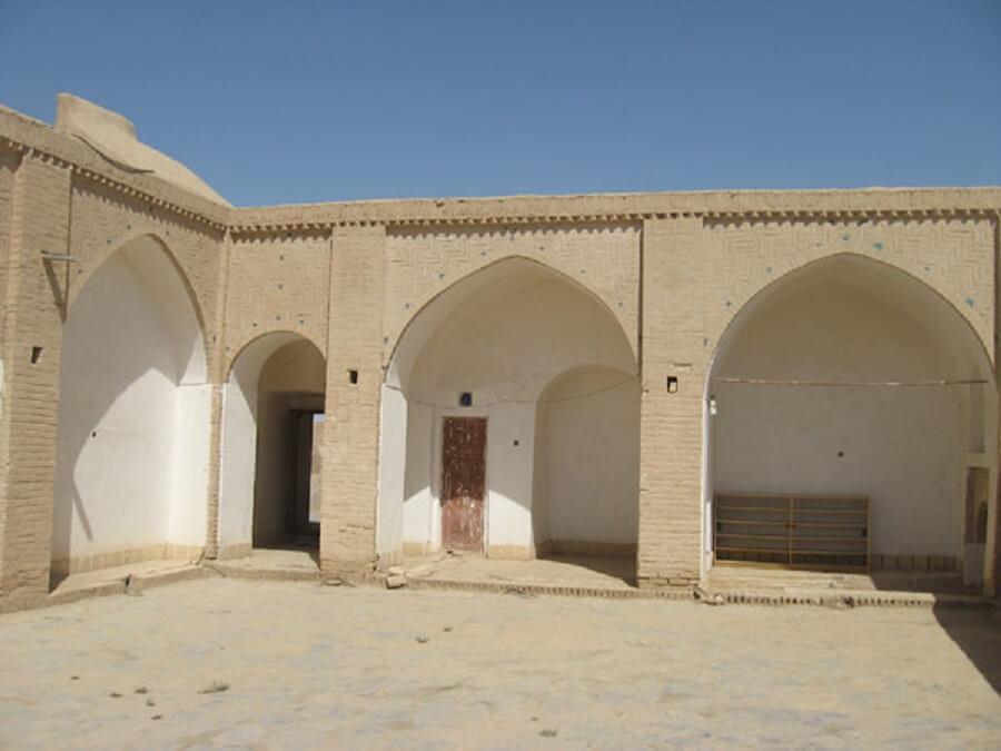 mosque ghehi 2 1 - مسجد جامع قهی